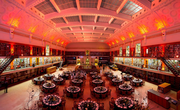 The Mitchell Reading Room Gala