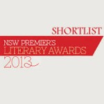 2013 NSW Premier's Literary Awards – Betty Roland Scriptwriting Prize Shortlist Announced