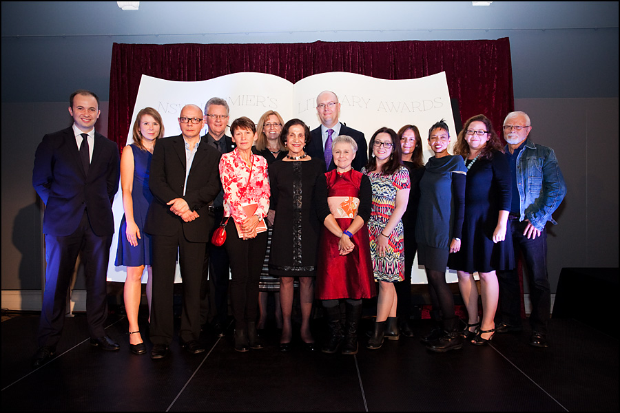 2014 NSW Premier's Literary Award Winners - Photographer: Merinda Campbell, State Library of NSW