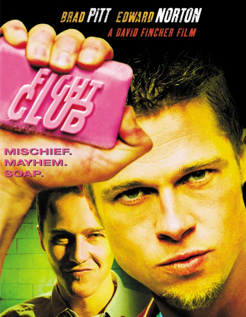 2009-SAFC-FIGHT CLUB poster