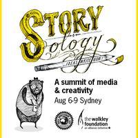 2013-2-Walkleys Storyology - Logo